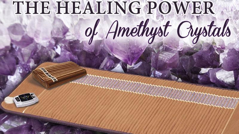Amethyst Biomat Treatment – Hamptons Thai Yoga Massage